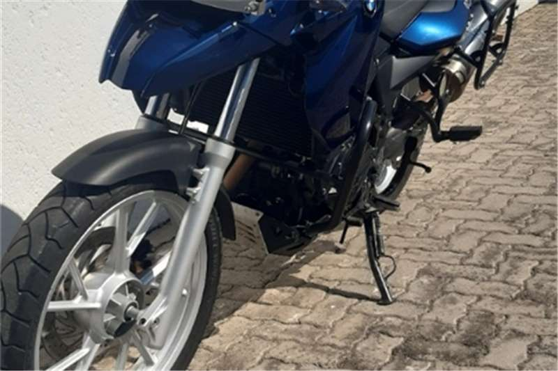 BMW F650 GS ABS H/Grips 2010