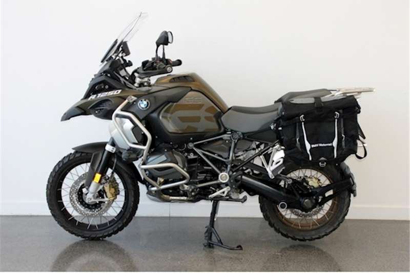 BMW F650 GS ADVENTURE 2019