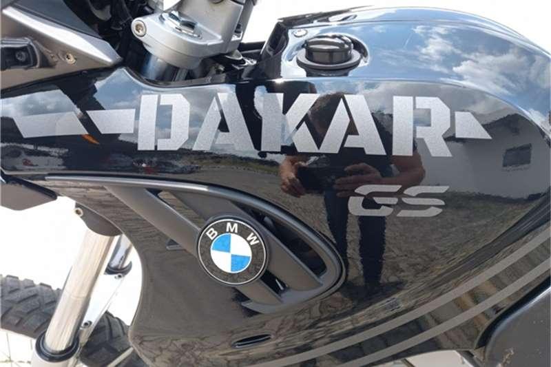 BMW F650 GS Dakar ABS 2005