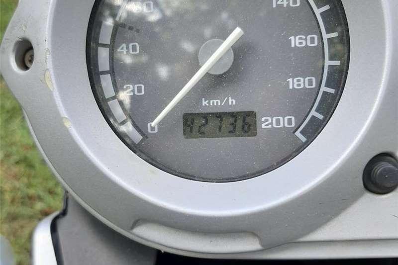 BMW F650 GS 0