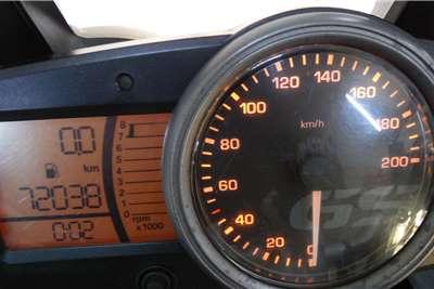 Used 2015 BMW F650 GS (K72)