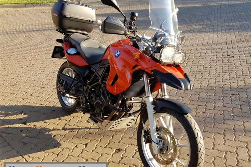 Used 2011 BMW F650 GS