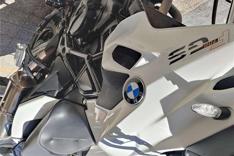 BMW F700GS 2015
