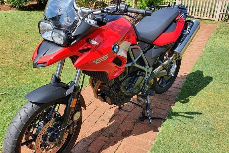 Used 0 BMW F700GS