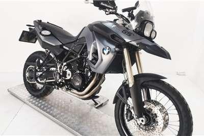 BMW F800 2012