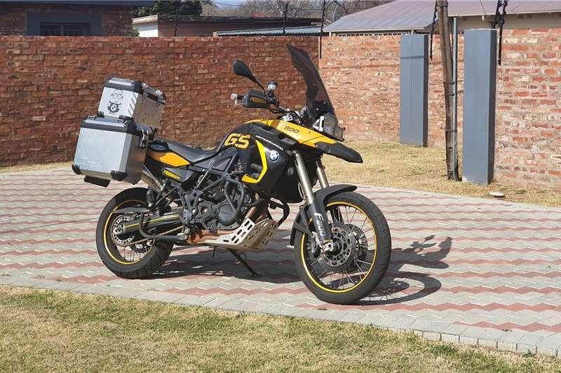 Used 2008 BMW F800 GS