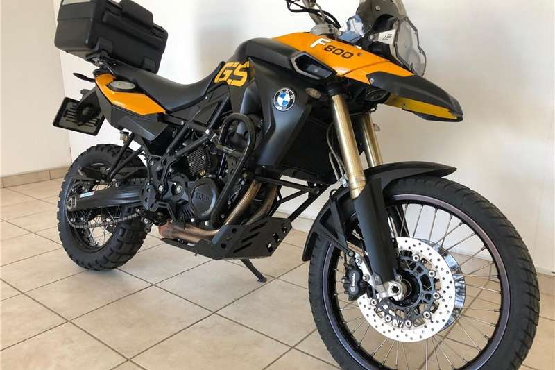 Used 2009 BMW F800 GS