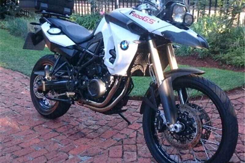 BMW F800 GS 2010