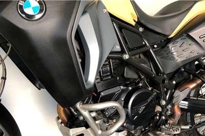 BMW F800 GS 2015