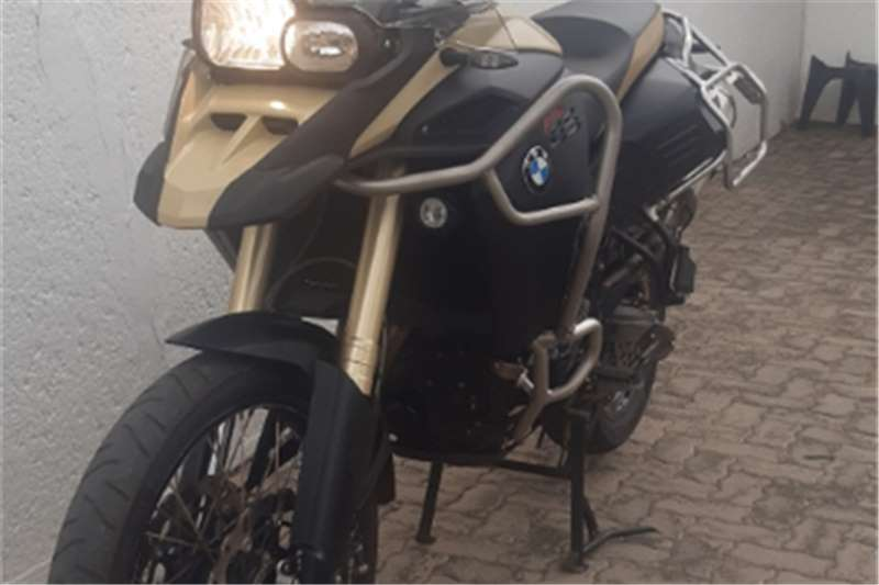 BMW F800 GS Adventure 2015