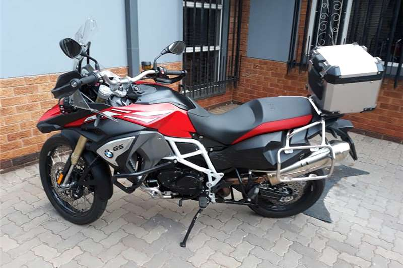BMW F800 GS Adventure 2018