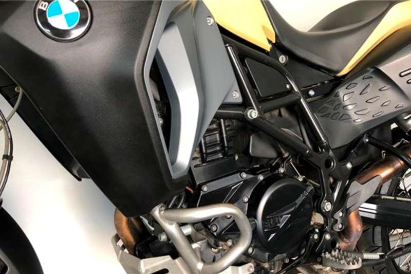 2015 BMW F800 GS