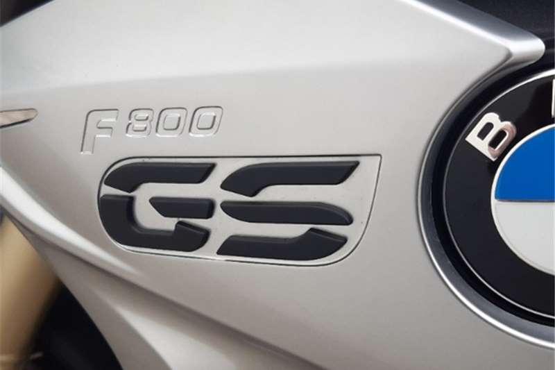 BMW F800 GS TU 2019