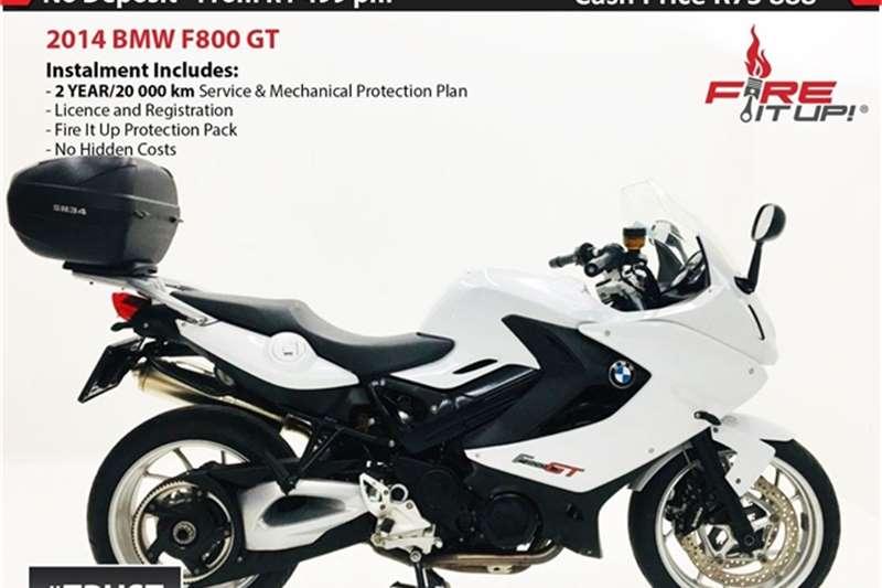 BMW F800 GT 2014