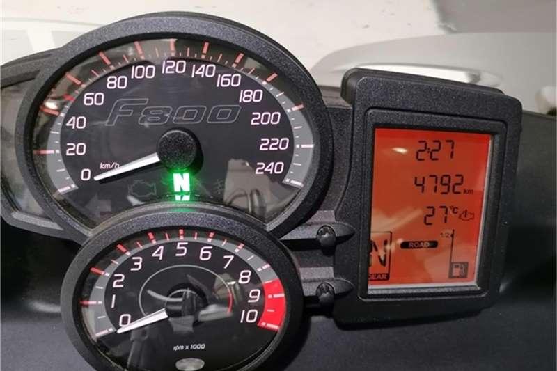 BMW F800 GT NEW SPEC 2019
