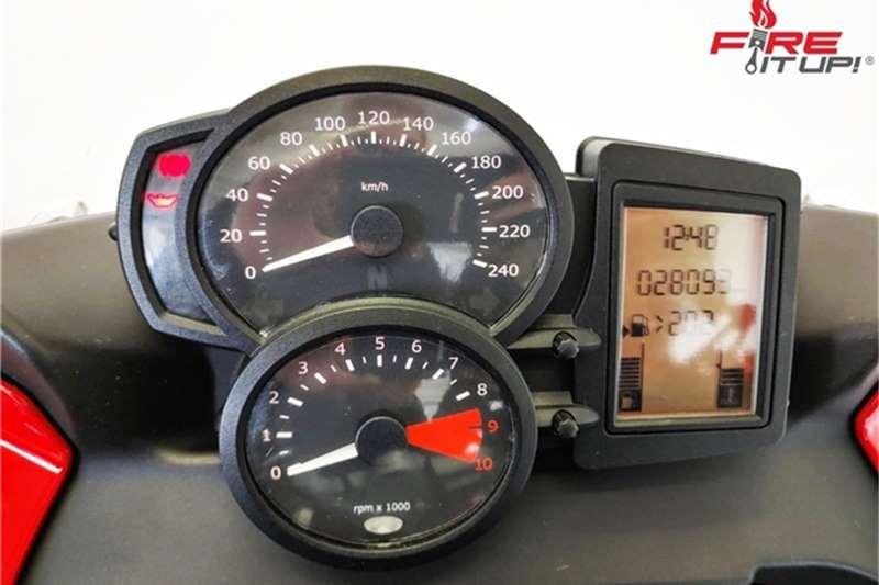 BMW F800 S 2010