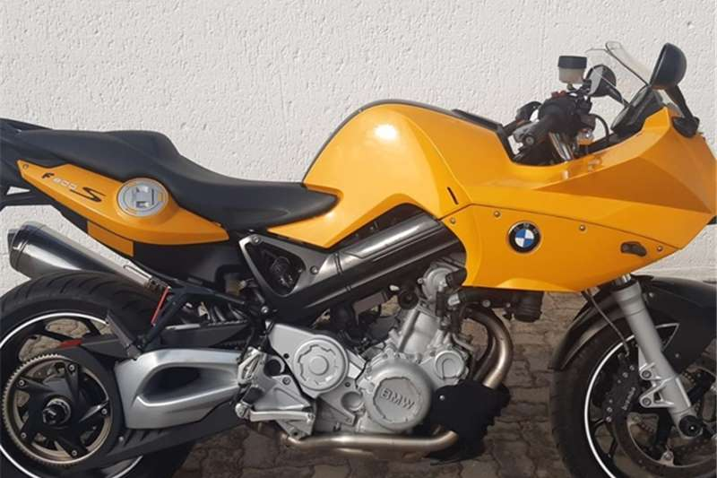 BMW F800 S ABS H/Grips 2011