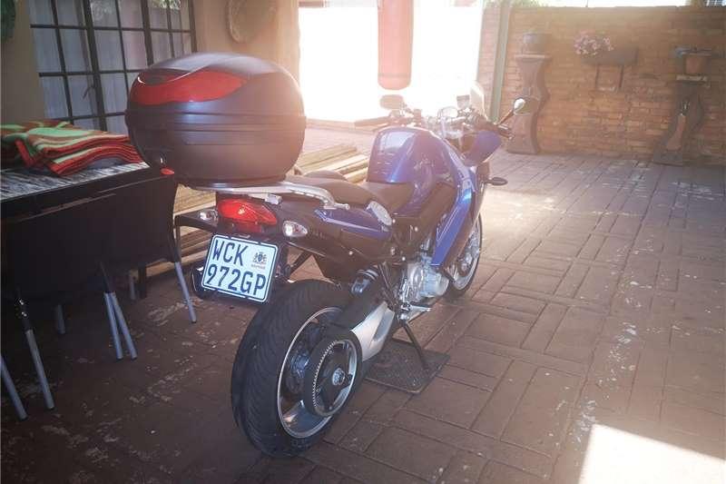 BMW F800 ST 2007