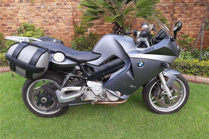 BMW F800 ST 0