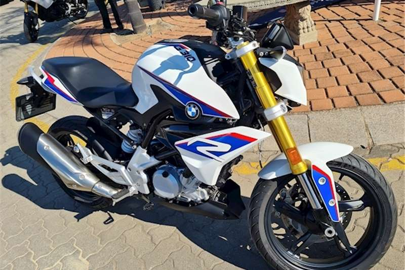Used 2017 BMW G 310 GS