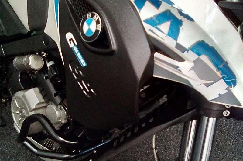 2015 BMW G650