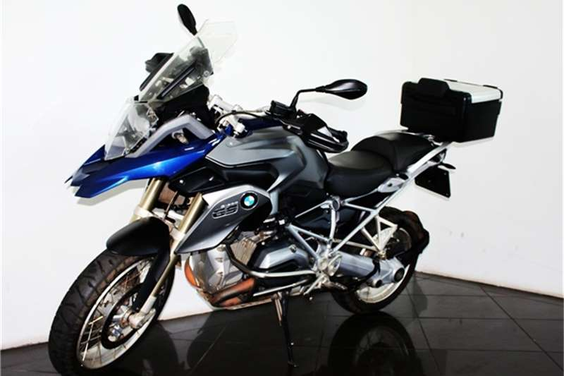 BMW K1200 GS LC 2013