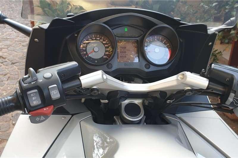 2008 BMW K1200 GT