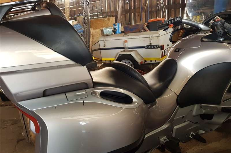 2000 BMW K1200LT