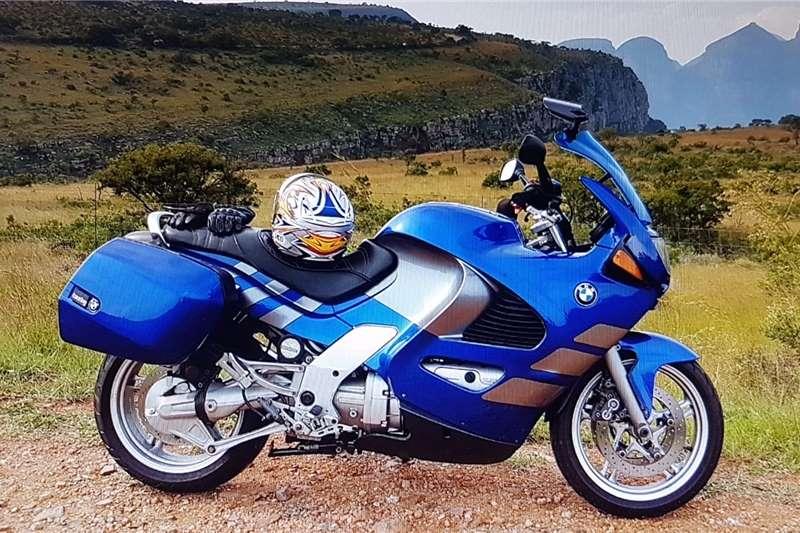 BMW K1200RS 2001