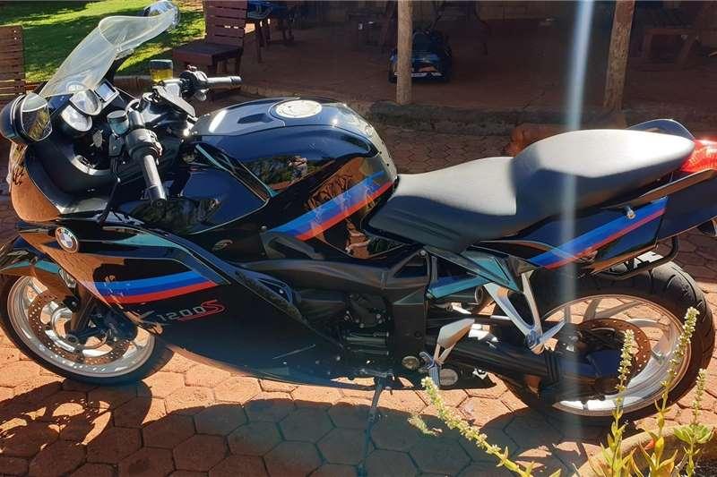 BMW K1200S 2006
