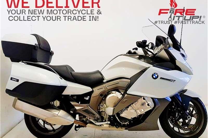 BMW K1600 GT 2012