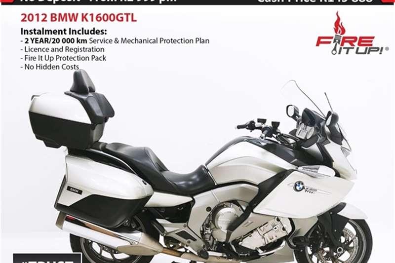 BMW K1600 GTL 2012