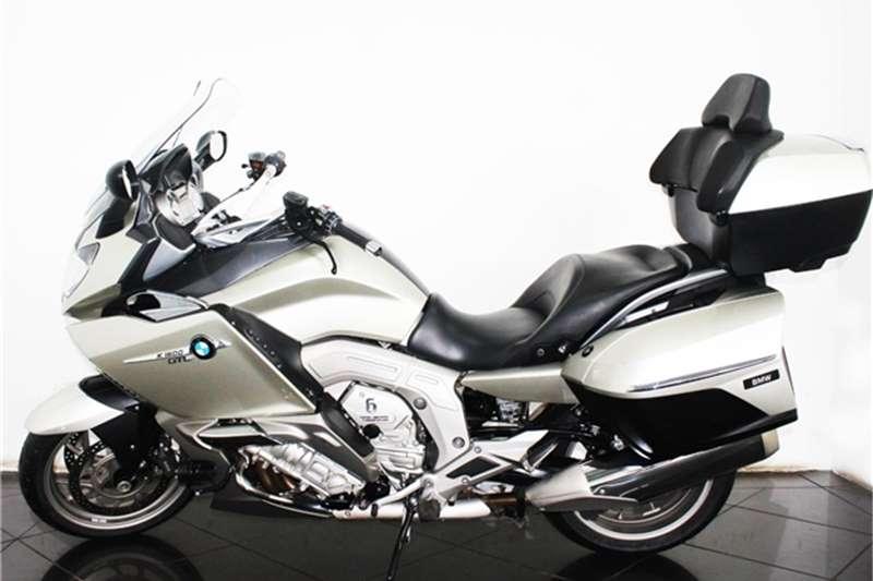 2012 BMW K1600