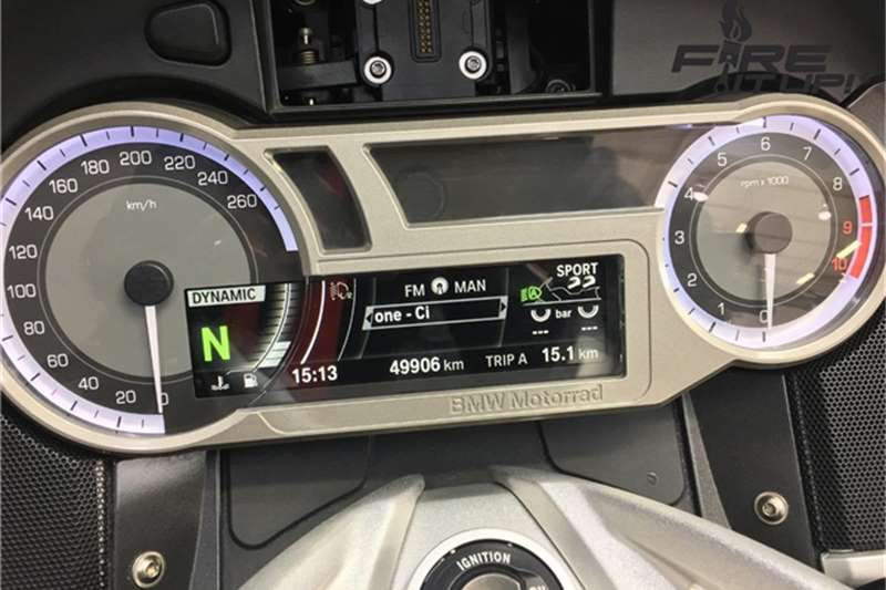 BMW K1600 GTL 2016