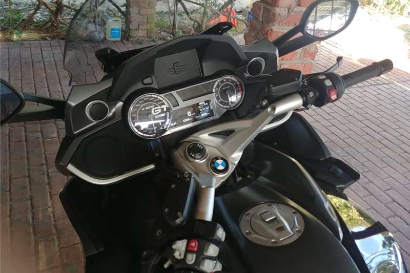 BMW K1600GT 2018