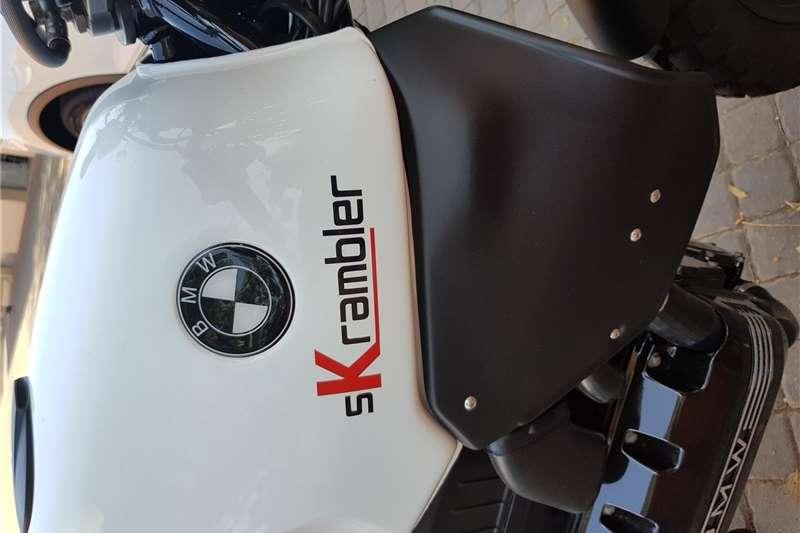 Used 0 BMW K75S