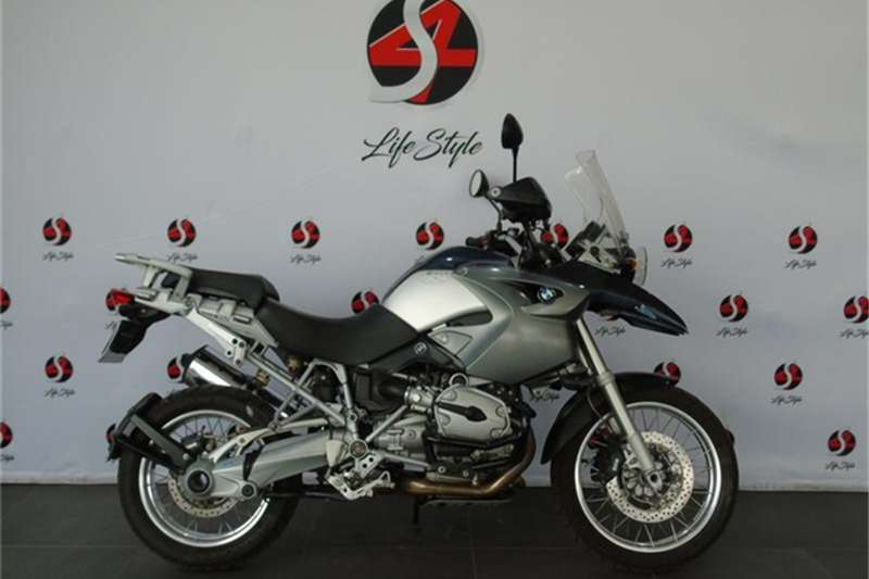 BMW R 1150 GS Abs H/grips 2006