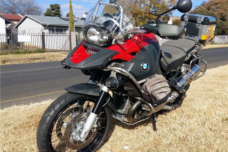 BMW R 1200 GS ADV K51 2008