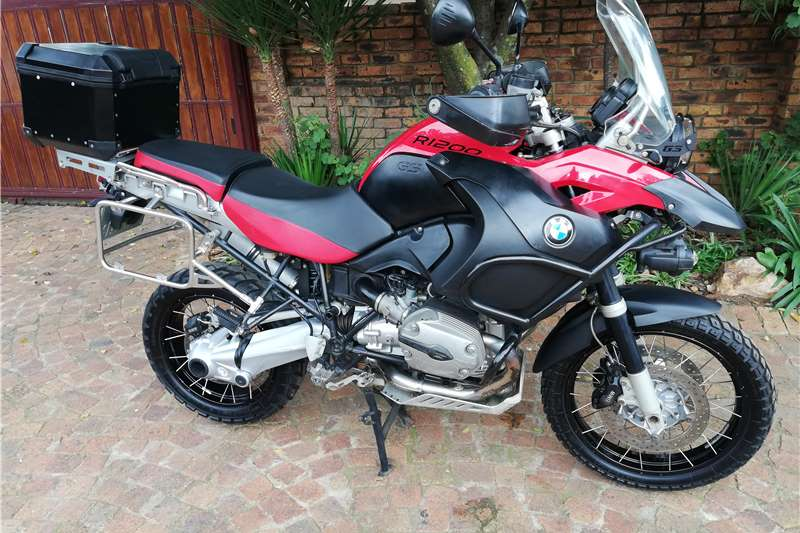 Used 2008 BMW R 1200 GS ADV K51