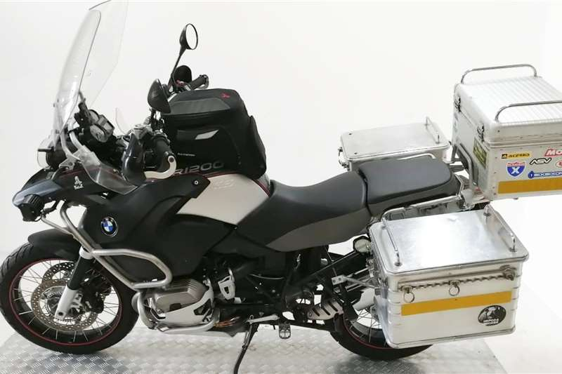 Used 2011 BMW R 1200 GS ADV K51