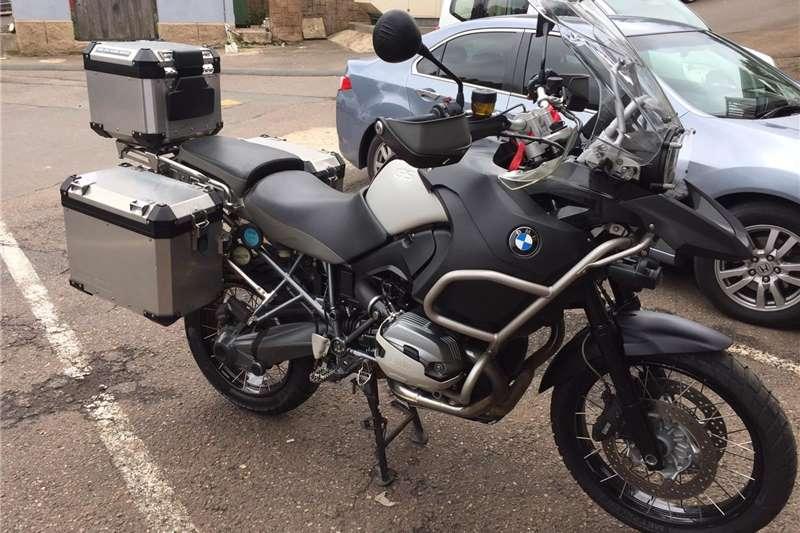 Used 2012 BMW R 1200 GS ADV K51