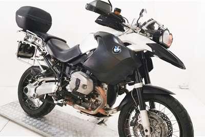 Used 2013 BMW R 1200 GS ADV K51