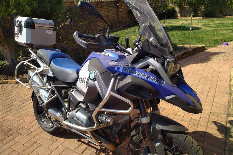 Used 2014 BMW R 1200 GS ADV K51