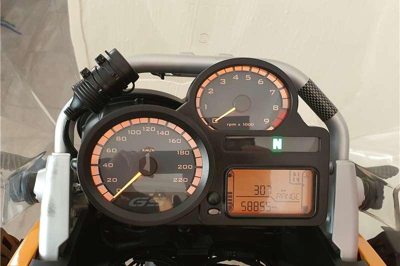 Used 2010 BMW R 1200 GS K50