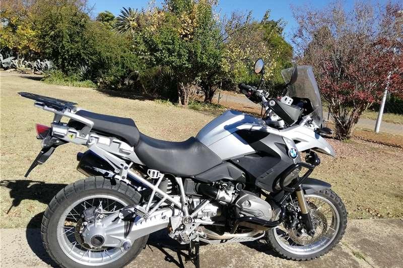0 BMW R 1200 GS K50