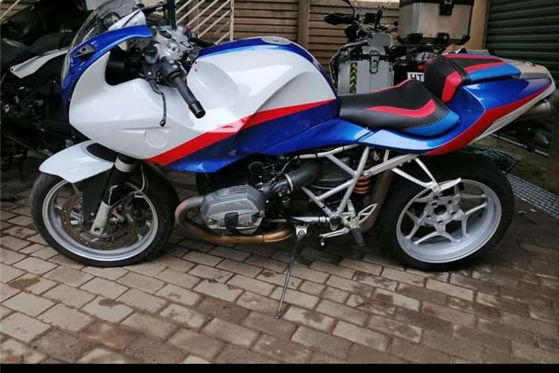 Used 2008 BMW R 1200 RS