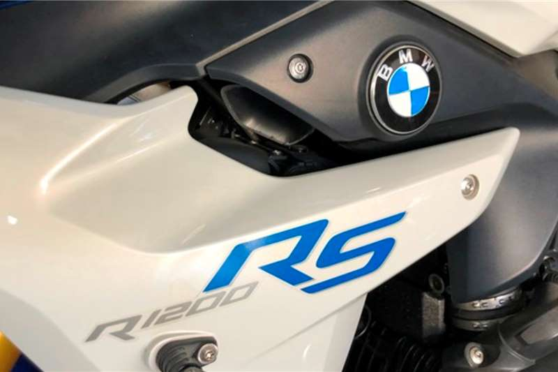 BMW R 1200 RS 2016