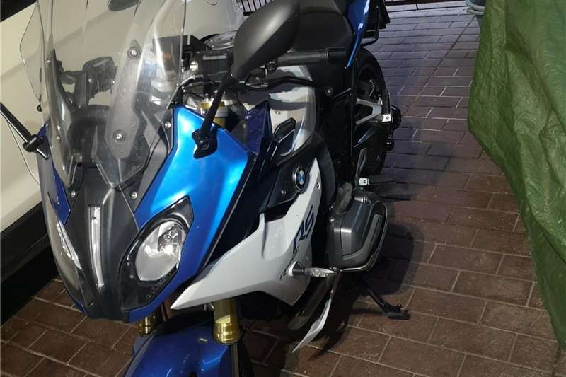 Used 2016 BMW R 1200 RS