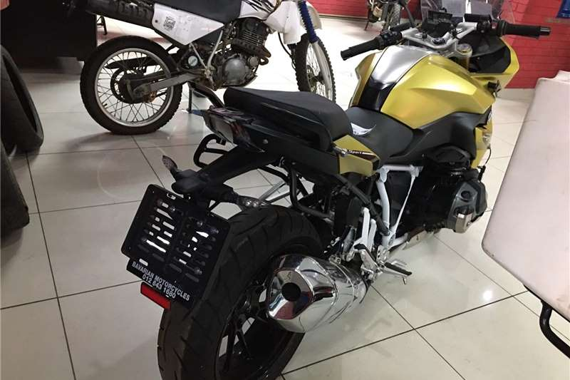 Used 0 BMW R 1200 RS