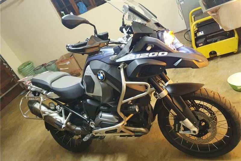 Used 2016 BMW R 1250 GS